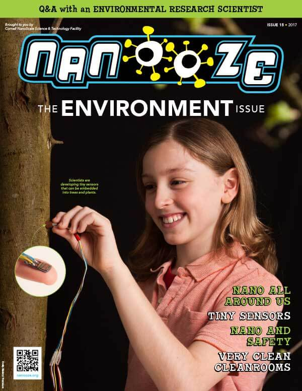 Issue 15: The Environment