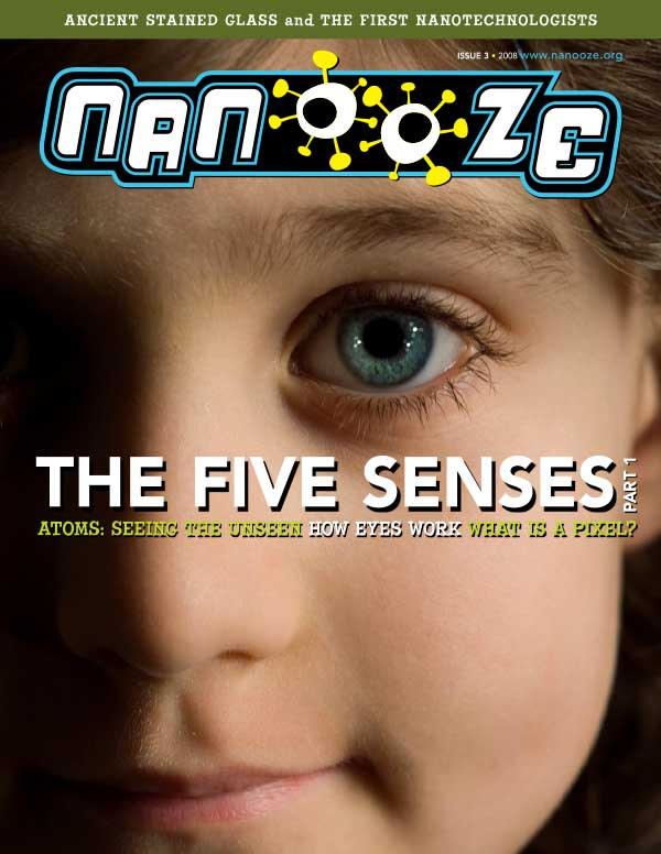Issue 3: The Five Senses-part 1 (Sight)