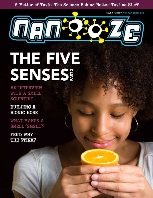 Issue 4: The Five Senses-part 2 (Smell and Taste)