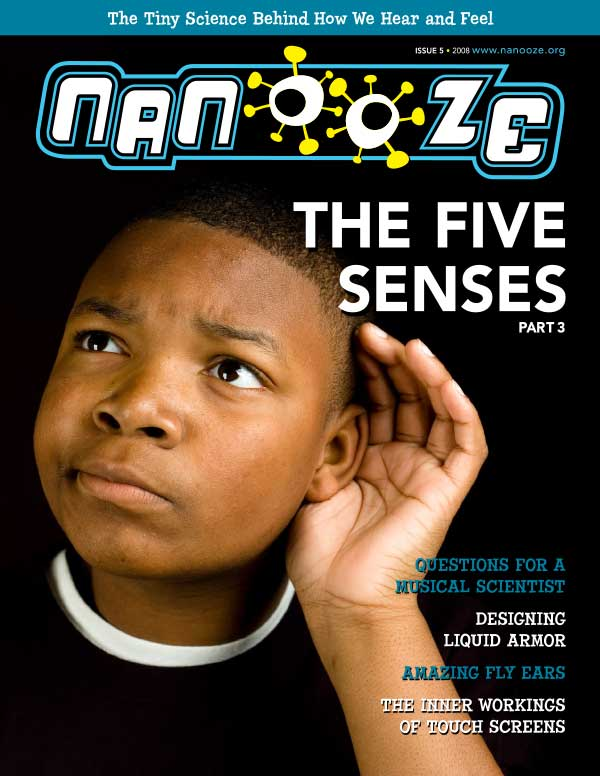 Issue 5: The Five Senses-Part 3 (Touch and Hearing)