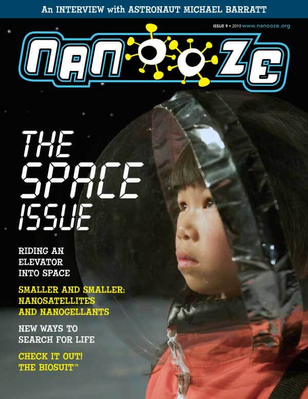 Issue 9: Nanotechnology in Space
